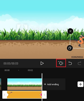 how to animate a gif in capcut