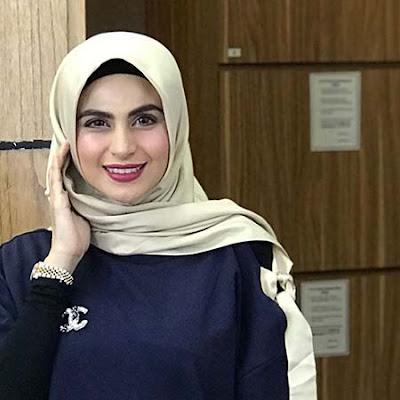 Asha Shara pemeran Markonah di Sultan Aji MNCTV