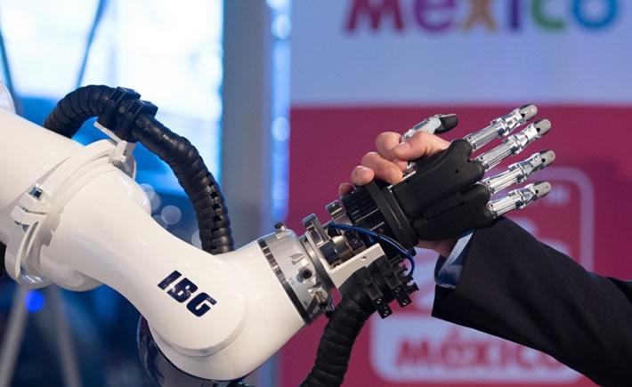 En México, el 85% de los procesos no se han automatizado todavía. (Foto: Hannover Messe)