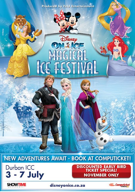 @DisneyOnIce Presents #MagicalIceFestival Shines with An Enchanting Mix of @Disney Royalty @FeldEnt