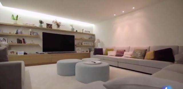 La casa de Sara Carbonero e Iker Casillas en Oporto