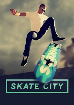 Capa do Skate City