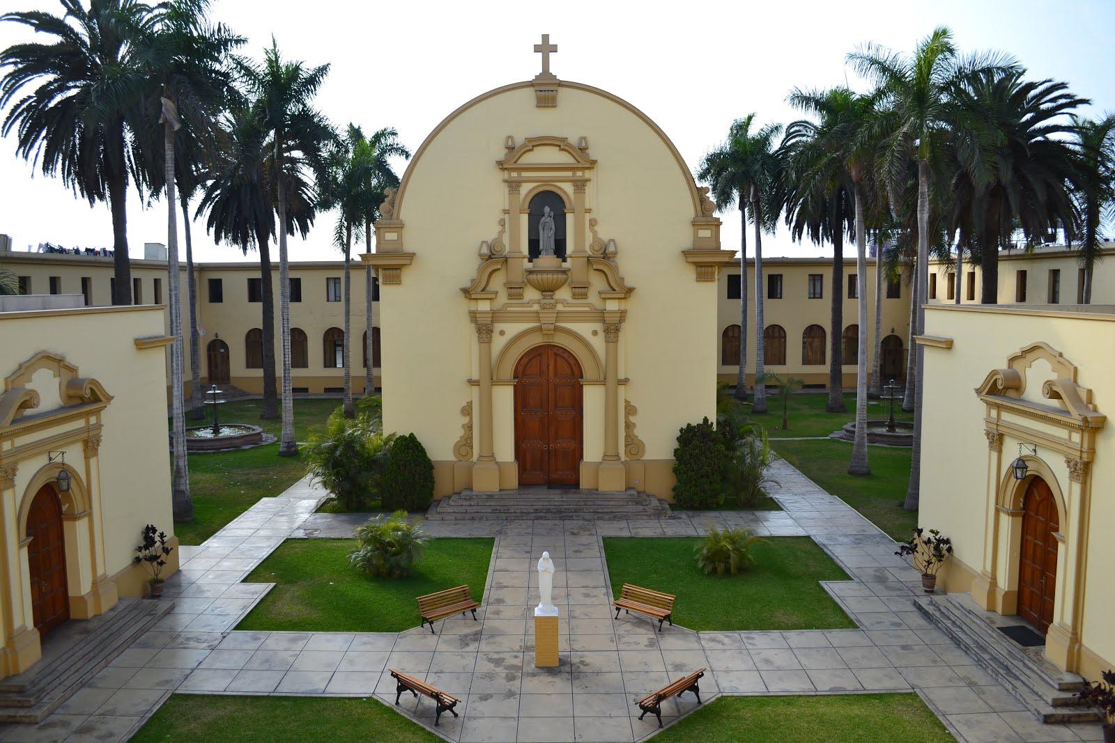 Seminario Mayor Santo Toribio de Mogrovejo