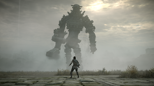 Shadow of the Colossus: PS4 Review