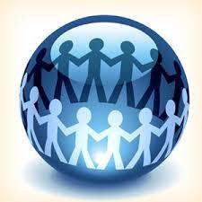 Bersama bergandengan tangan untuk mewujudkan Kesalehan Sosial