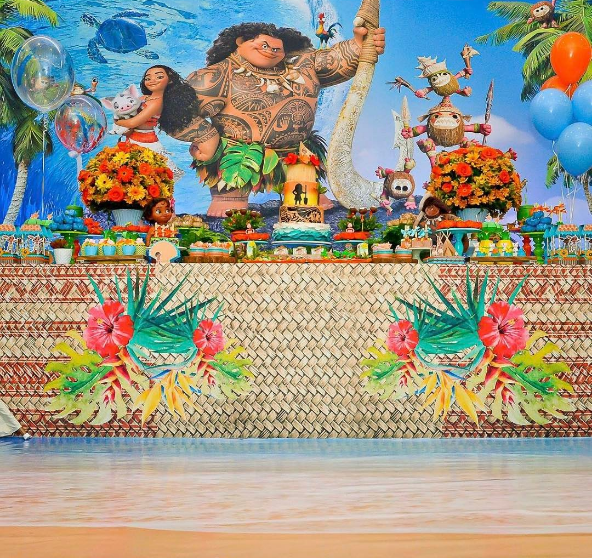 101 Fiestas Fiesta Tem 225 Tica De Moana