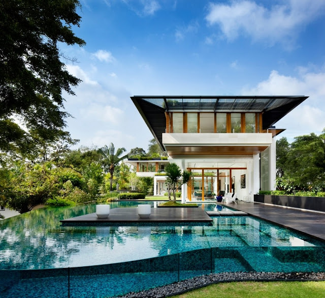 Here are Top 75 modern house ever built according to architecturebeast.com and elledecor.com. These houses are indeed stunning inside out!