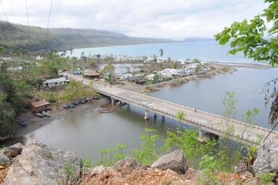 Comunidad de Yumuri, zona límitrofe entre Baracoa y Maisí