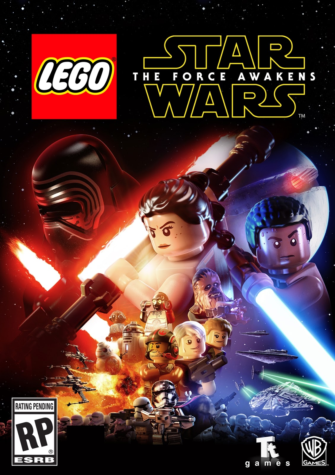 The Brickverse: Lego Star Wars: The Force Awakens video game on the way!