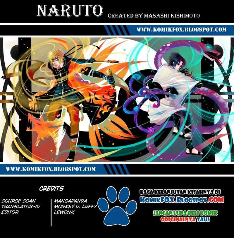 Komik manga komik naruto 628 shounen manga naruto