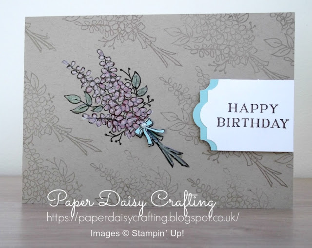 Lots of Lavender by Stampin' Up!