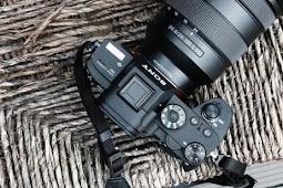 Camera A7R andalan unggulan Sony