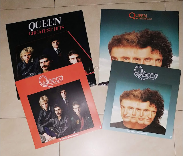 Queen The Vinyl Collection