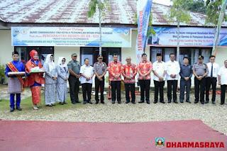 Puskesmas Sungai Rumbai Wakili Dharmasraya dalam Lomba KB-MKJP