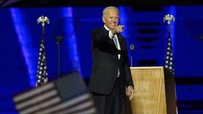 Nyaris 80 Persen Warga AS Akui Joe Biden Pemenang Pilpres