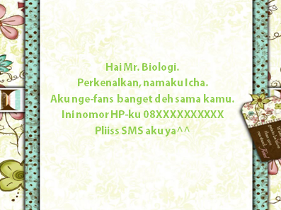 My Silly Moment: Mr. Biologi