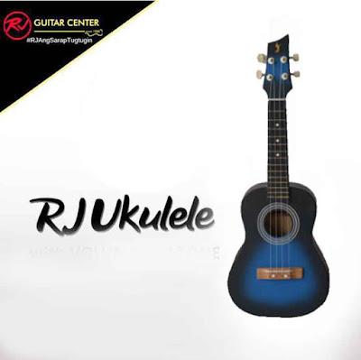 RJ Basics Ukulele Concert