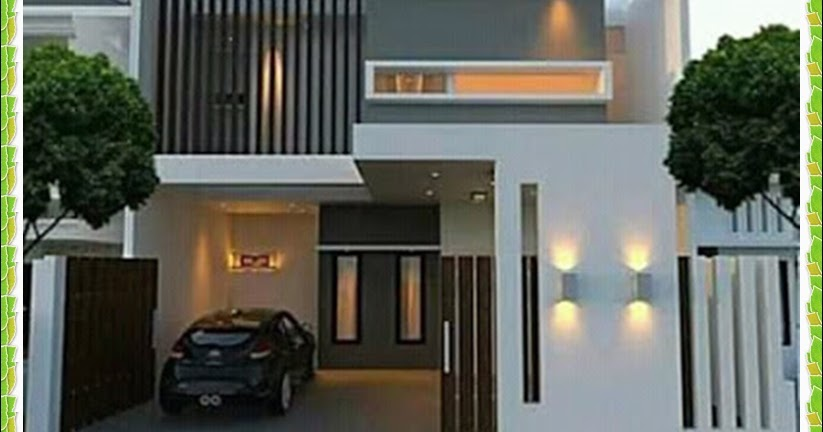 Rumah Impian Minimalis Dengan Desain Terbaru Tahun 2020