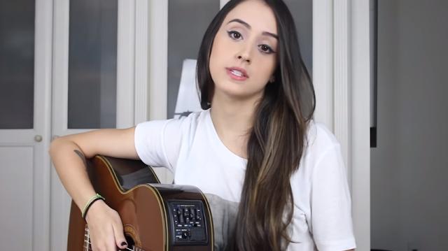 """Mariana Nolasco """"Baile de Favela"""" (Resposta) (Foto: Reprodução/YouTube)"""