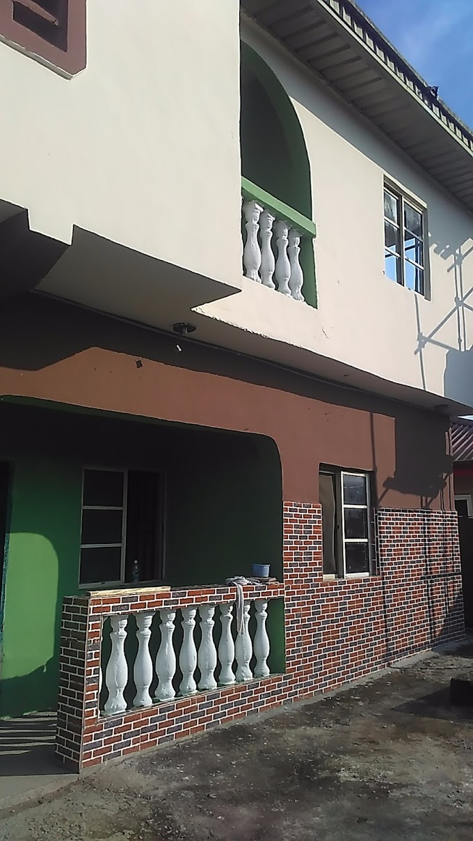 2 Bedroom flat with 3 Toilet at Eputu London