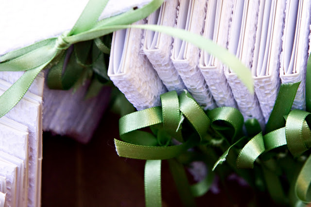 wedding programs and CD favors DIY by Oh Lovely Day