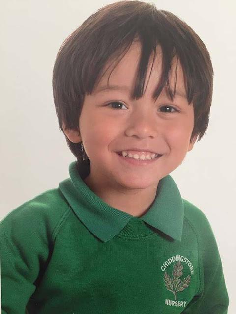 Julian Cadman, niño australiano de siete años muerto atentado Barcelona