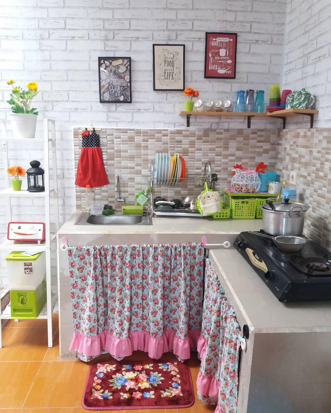 Tips Trik Cara Mendekor Dapur Cantik