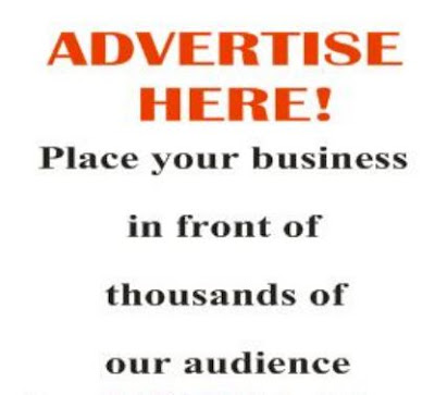 advertise in this blog