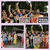 कांदा निर्यातबंदी विरोधात राष्ट्रवादी महिला काँग्रेचे आंदोलन