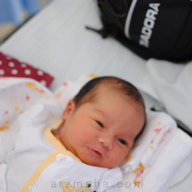 cik puteri, gambar anak blogger malaysia, kanak-kanak comel, baby comel, anak malaysia,