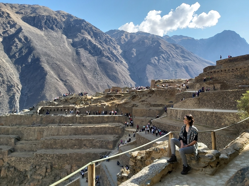 Ollantaytambo - Cusco, Peru