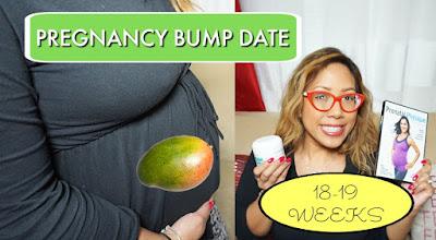 pregnancy bump date