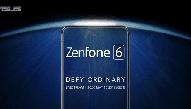 Asus ZenFone 6 Specifications Leaked Before Launch