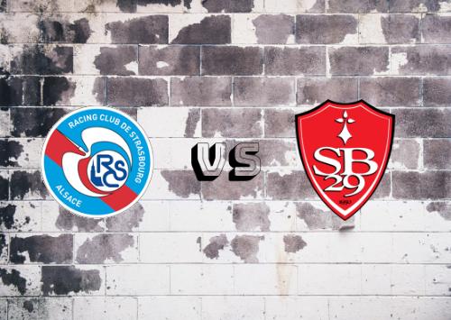Estrasburgo vs Brest  Resumen
