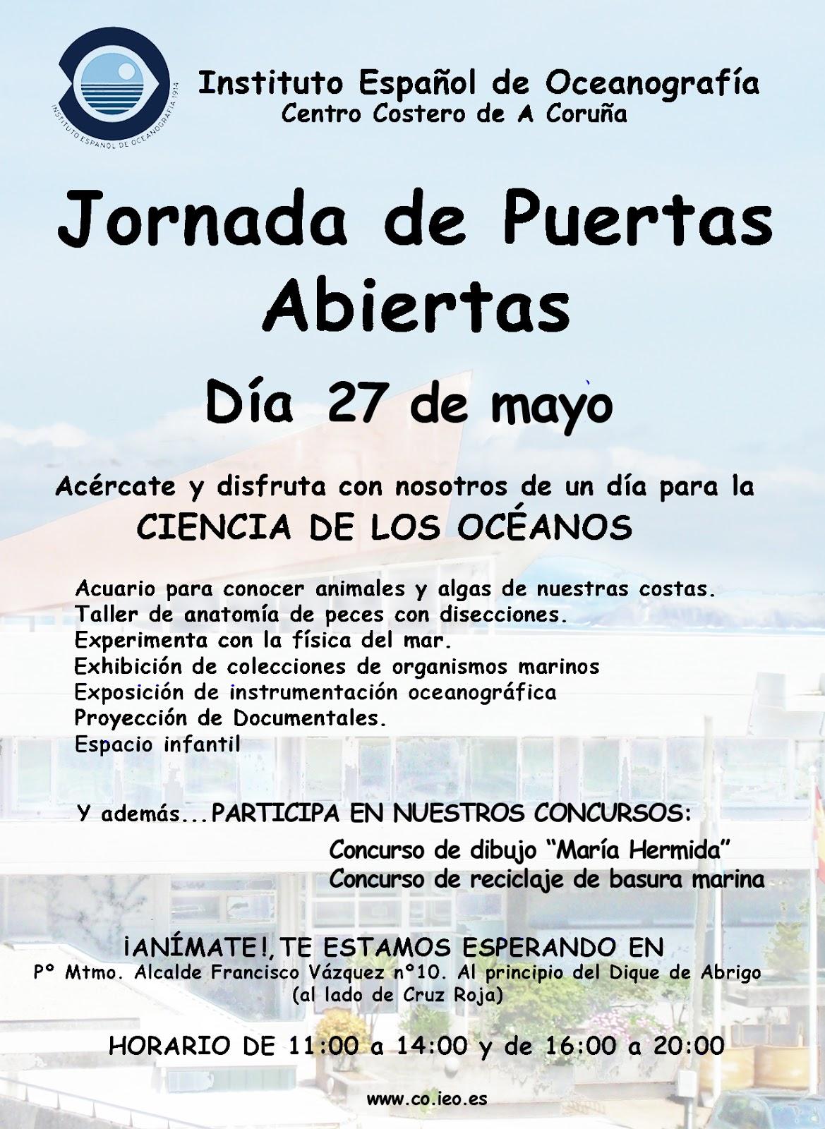 MILNEN@S: Instituto Español de Oceanografía: 27 de mayo Jornada de ...