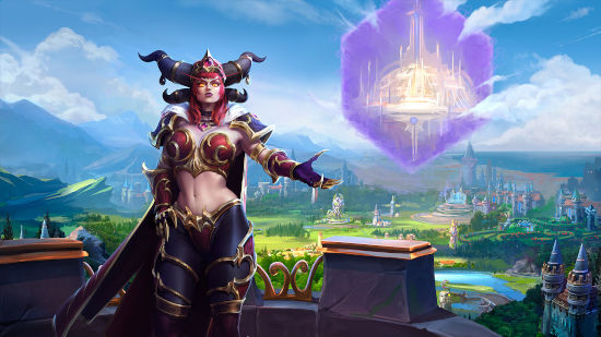 World of Warcraft - Alexstrasza - Full HD 1080p