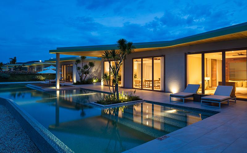 View biển của Villa FLC Quy Nhơn 01