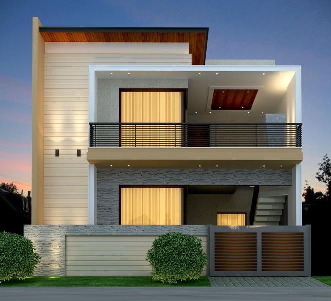 Best 5 House Designs In Punjab