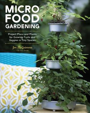 Micro Food Gardening Book