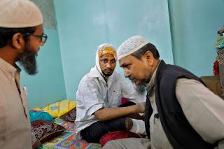 Kerusuhan India: Kisah Pria yang Dipukuli karena Berjenggot dan Pakai Gamis