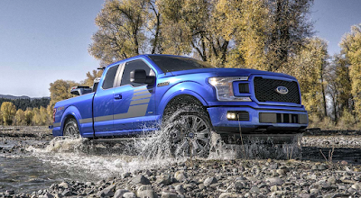 2018 Ford F-150 Special Edition Specs