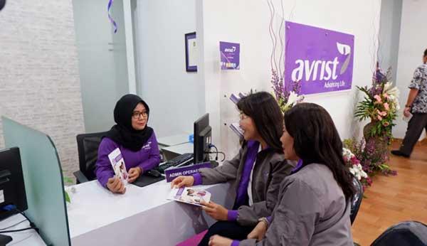 Alamat & Nomor Telepon Asuransi Avrist Denpasar