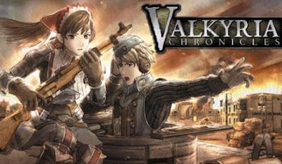 تحميل لعبة Valkyria Chronicles