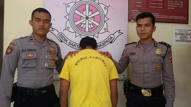 Diciduk Polisi FR Akui Cabuli Balita 4 Tahun