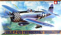 Tamiya P-47D Thunderbolt II 1/48.