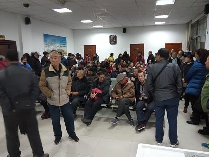 投诉:陕西景盛集资案受害人第三次集体到省人大上访