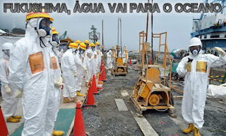fukushima radiação