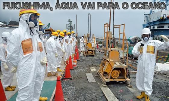 Japão vai lançar Água radioactiva no Mar