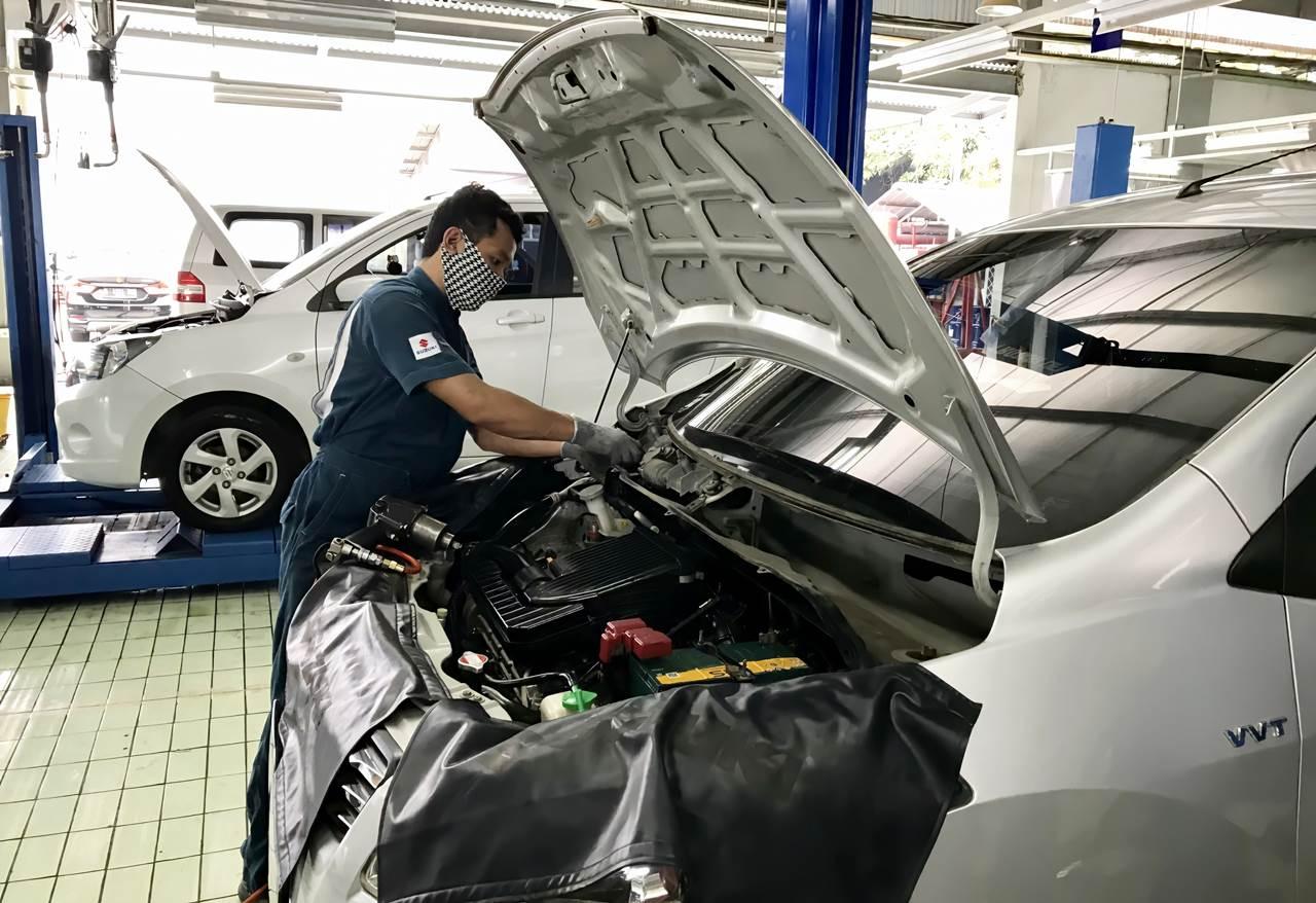 Garansi Resmi Suzuki Bisa Gugur, Perhatikan Hal-hal Berikut