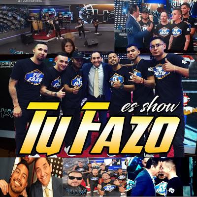 TU FAZO - CD EN VIVO EN SHOW TV (2020)